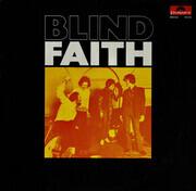 LP - Blind Faith - Blind Faith - German Original
