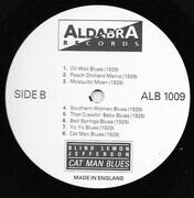 LP - Blind Lemon Jefferson - Cat Man Blues