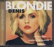 CD - Blondie - Denis