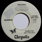 7'' - Blondie - Dreaming