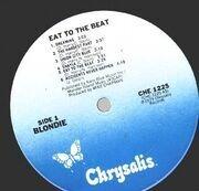 LP - Blondie - Eat To The Beat - ORIGINAL US