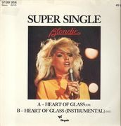 12inch Vinyl Single - Blondie - Heart Of Glass - France