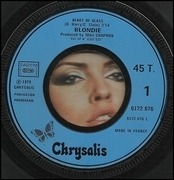 7'' - Blondie - Heart Of Glass