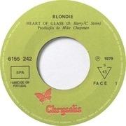 7inch Vinyl Single - Blondie - Heart Of Glass