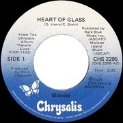 7'' - Blondie - Heart Of Glass