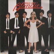 LP - Blondie - Parallel Lines - Chrysalis USA