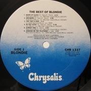 LP - Blondie - The Best Of Blondie
