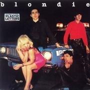 LP - Blondie - Plastic Letters