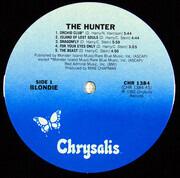 LP - Blondie - The Hunter