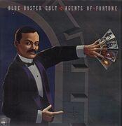 LP - Blue Öyster Cult - Agents Of Fortune - Gatefold