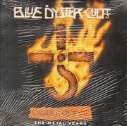 LP - Blue Öyster Cult - Career Of Evil (The Metal Years) - still sealed