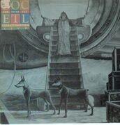 Double LP - Blue Öyster Cult - Extraterrestrial Live