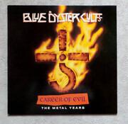 LP - Blue Öyster Cult - Career Of Evil (The Metal Years)
