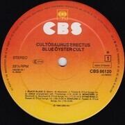 LP - Blue Öyster Cult - Cultösaurus Erectus