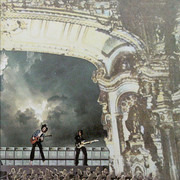 Double LP - Blue Öyster Cult - On Your Feet Or On Your Knees - Gatefold