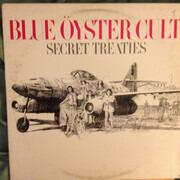 LP - Blue Öyster Cult - Secret Treaties