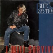 LP - Blue System - I Will Survive