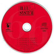 CD Single - Blue System - 6 Years - 6 Nights