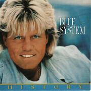 7inch Vinyl Single - Blue System - History