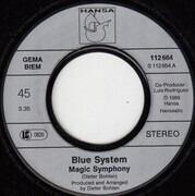 7inch Vinyl Single - Blue System - Magic Symphony