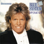 7inch Vinyl Single - Blue System - Operator