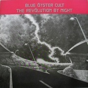 LP - Blue Öyster Cult - The Revölution By Night