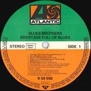 LP - Blues Brothers - Briefcase Full Of Blues