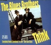 CD Single - Blues Brothers - Think