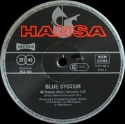 12'' - Blue System - 48 Hours
