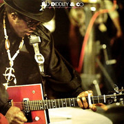 LP - Bo Diddley - Bo Diddley & Co, Live