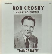 LP - Bob Crosby and his Orchestra - Dance Date - red vinyl