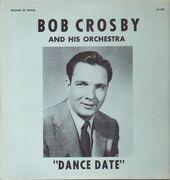 LP - Bob Crosby - Dance Date