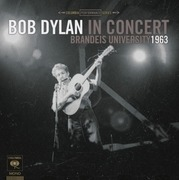 LP - Bob Dylan - Bob Dylan In Concert: Brandeis University 1963
