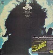 LP - Bob Dylan - Bob Dylan's Greatest Hits - 180g