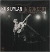 LP & MP3 - Bob Dylan - Brandeis University 1963 - 180g