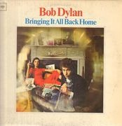 LP - Bob Dylan - Bringing It All Back Home - Pitman Pressing