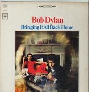 LP - Bob Dylan - Bringing It All Back Home - US FIRST PRESSING 360 BLACK PRINT