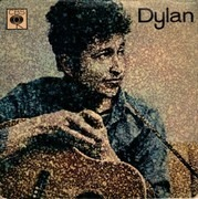 7inch Vinyl Single - Bob Dylan - Dylan - Push-out Centre