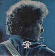 Double LP - Bob Dylan - Greatest Hits Vol. II