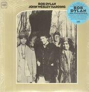 LP - Bob Dylan - John Wesley Harding.. - 180GRAM VINYL IN MONO SOUND MIX, Still Sealed