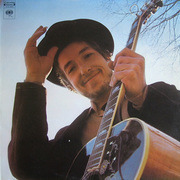 LP - Bob Dylan - Nashville Skyline - Original US 2-EYE
