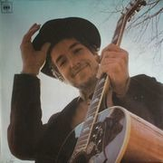 LP - Bob Dylan - Nashville Skyline - UK ORIGINAL