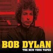 LP - Bob Dylan - New York Tapes - RED VINYL