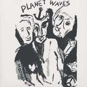 LP - Bob Dylan - Planet Waves - 180g