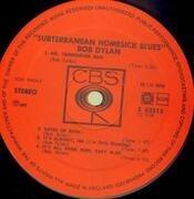 LP - Bob Dylan - Subterranean Homesick Blues - ORIGINAL