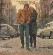 LP - Bob Dylan - The Freewheelin' Bob Dylan - 60s mono, 360 Sound