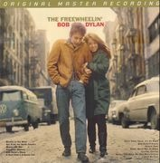 Double LP - Bob Dylan - The Freewheelin' Bob Dylan - MFSL, numbered