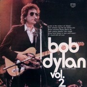 LP - Bob Dylan - The Little White Wonder - Volume 2
