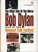 DVD - Bob Dylan - The Other Side Of The Mirror (Live At The Newport Folk Festival 1963 - 1965) - Digipak