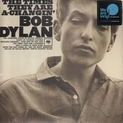 LP & MP3 - Bob Dylan - The Times They Are A-Changin' - 180gr